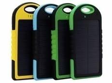 Waterproof Solar printed Power Bank 4