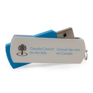 Extenda Swivel Promotional USB