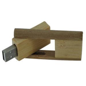 Wood Branded USB 02