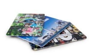 fan card promotional USB Drives