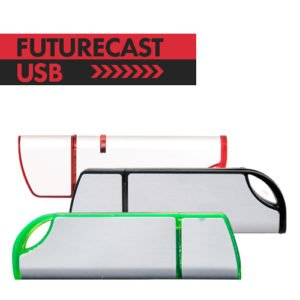 futurecast imprinted logo usb