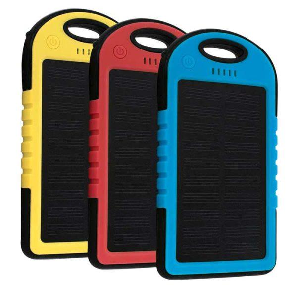 Waterproof Solar customized Powerbank