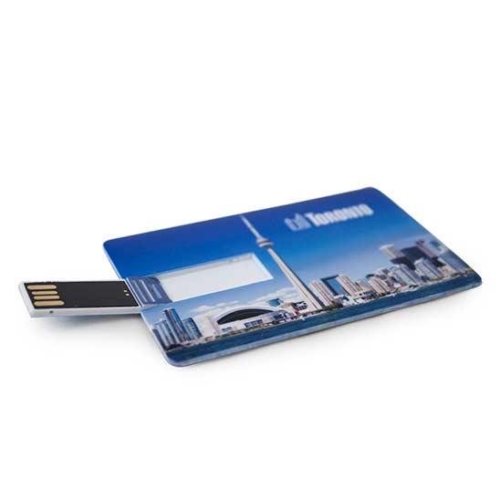 Credit Card 01 Custom USB Flash Key