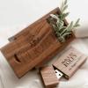 wood crate 1 printed USB