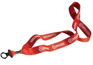 3/4 Inch Lanyard for promotional usb