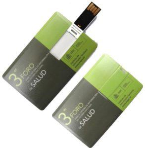 Credit Card 001 Custom USB flash drive