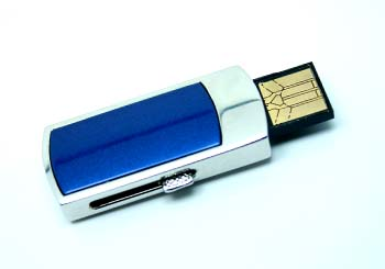 Retractor USB Key