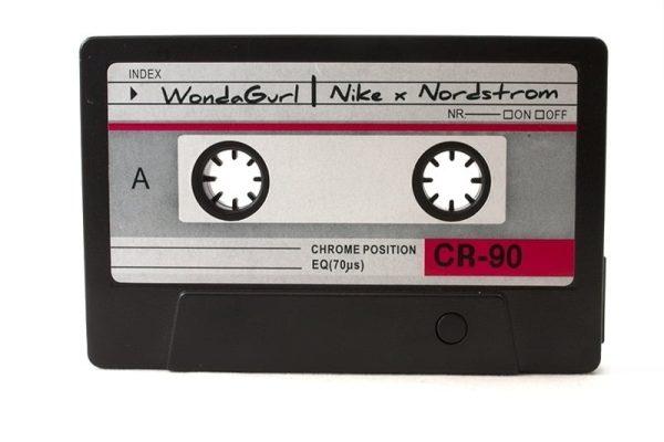 Cassette Tape custom USB Drives