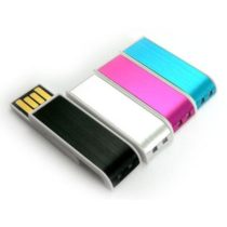 Curve Mini Slider USB Drive