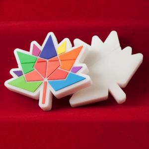 CANADA 150 Simple Logo Style USB