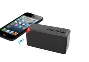 The Boom Box Bluetooth Speaker