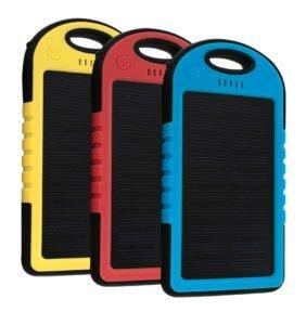 Poke-Trainer Solar Energy Booster custom power bank