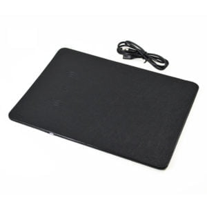 imprinted Wireless Charging Pad 11 - Wireless Charging Mouse Pad