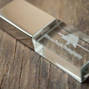 Crystal Flash Drive