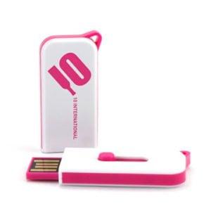 Mini Flat Slide USB Drive