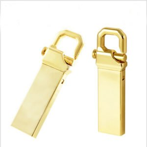 Metal Key Tag USB