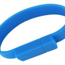 PVC Bracelet Custom USB Drive