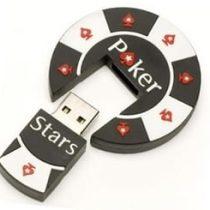 Pokerchip USB Drive