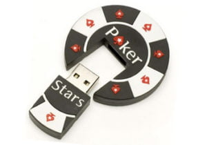 Pokerchip USB Drive