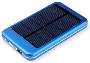 The Solar bar  - Portable Charger