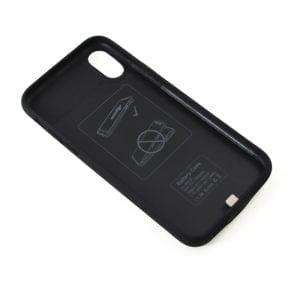 branded logo Battery Case-3200mAh For iX