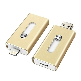 3-in-1 On the Go iOS USB