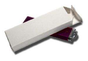 White Tuck-End Box