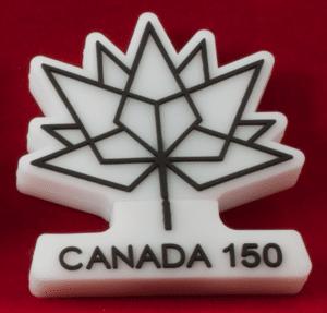 CANADA 150 B&W Style USB