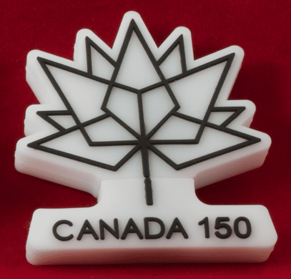 CANADA 150 B&W Style branded USB