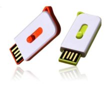 Mini Flat Slide USB Drive