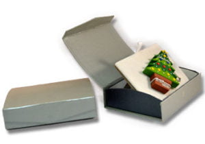Flip-Up Presentation Box