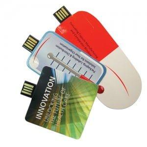 Paper USB Flash Drives