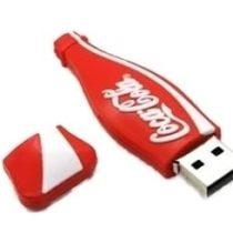 Coke Bottle USB Drive