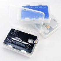 Credit Card 03 Acrylic USB Drive