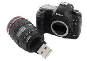 Camera custom USB